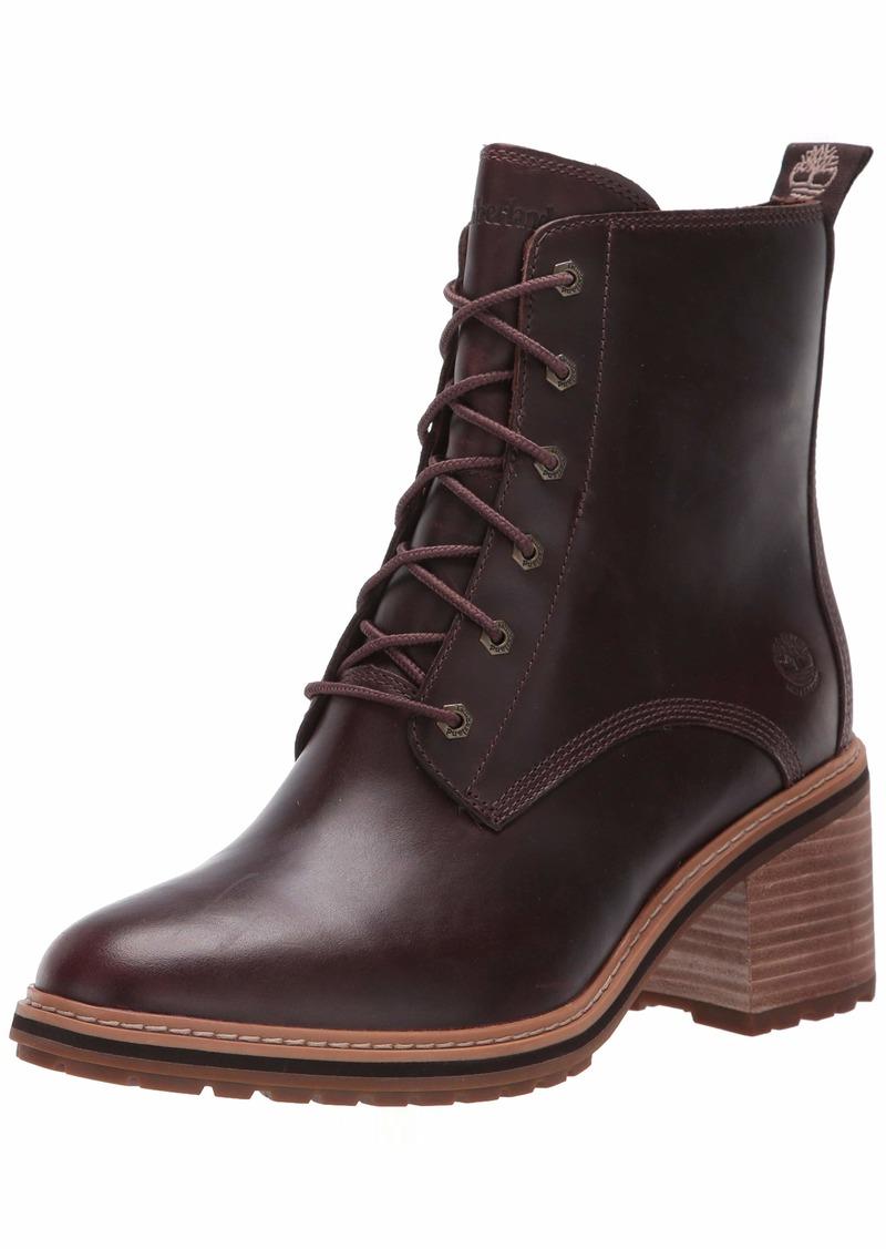 Timberland Women's Sienna High Waterproof Side Zip Boot Fashion   M US