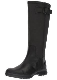 Timberland Women's Turain Tall Wp Rain Boot  9.5 C US