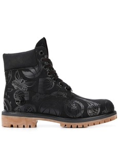 Timberland X NBA East vs West boots
