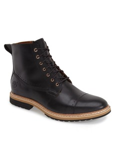 Timberland 'Westhaven' Cap Toe Boot (Men)