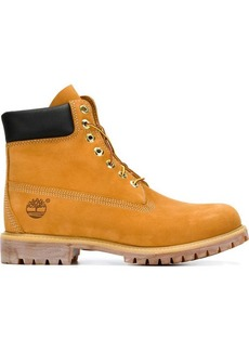 Timberland waterproof lace-up boots
