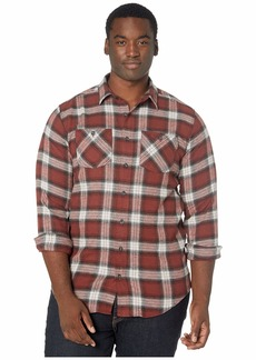 Timberland Woodfort Flex Flannel Work Shirt - Tall
