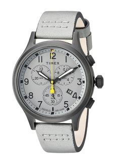 Timex Allied Chrono Leather