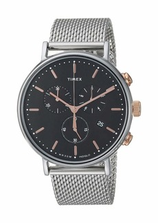 Timex Fairfield Chrono Mesh