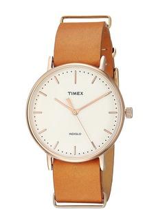 Timex Fairfield Nato Slip-Thru Strap 3-Hand