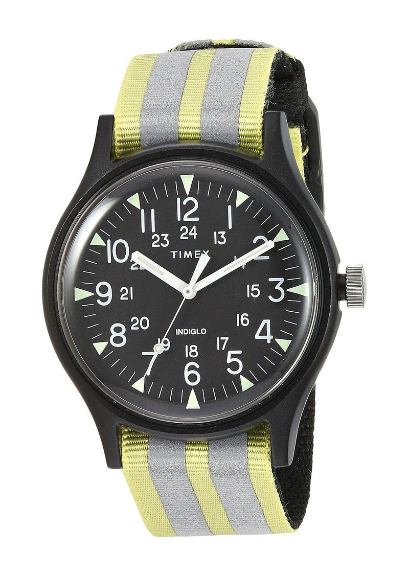 Timex MK1 Aluminum 3-Hand with Reflective Strap