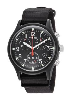 Timex MK1 Aluminum Chrono