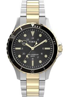 Timex® Navi XL Bracelet Watch, 41mm