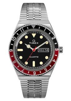 Timex® Q Timex Reissue Bracelet Watch, 38mm
