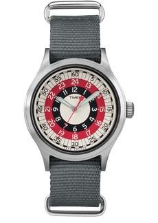 Timex® x Todd Snyder The Mod NATO Strap Watch, 40mm
