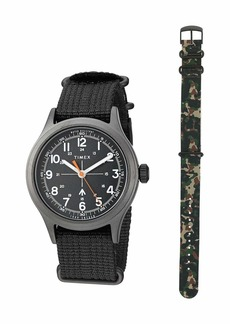 Timex Todd Snyder Military 40mm Box Set