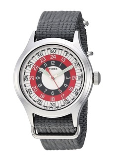 Timex Todd Snyder Red Mod 40mm