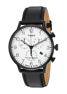 Timex Waterbury Classic Chrono Leather