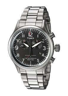 Timex Waterbury Traditional Chrono with Bracelet