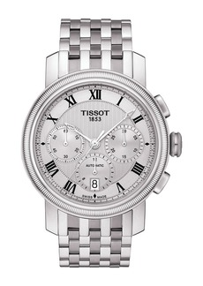 Tissot Men's Bridgeport Automatic Chronograph Valjoux Watch, 42mm