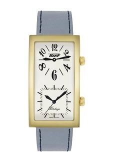 Tissot Unisex Classic Prince II Leather Watch, 49mm