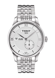 Tissot Men's Le Locle Automatic Petite Seconde Bracelet Watch, 39.3mm