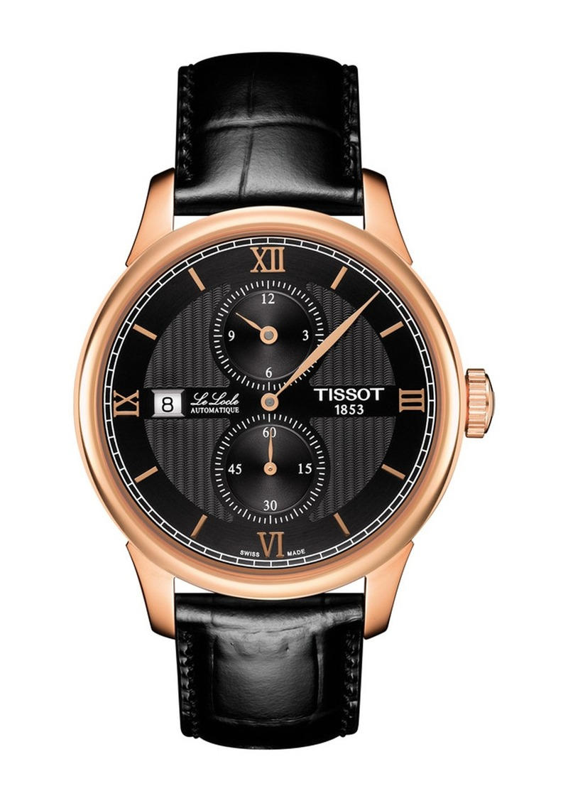 Tissot Men's Le Locle Swiss Automatic Watch, 39mm