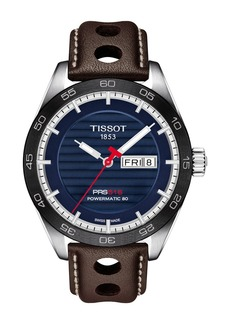 Tissot Men's Prs 516 Powermatic 80 Watch, 42mm