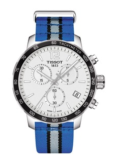 Tissot Men's Quickster Chronograph NBA Orlando Magic Watch, 42mm