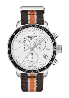 Tissot Men's Quickster Chronograph NBA Phoenix Suns Watch, 42mm