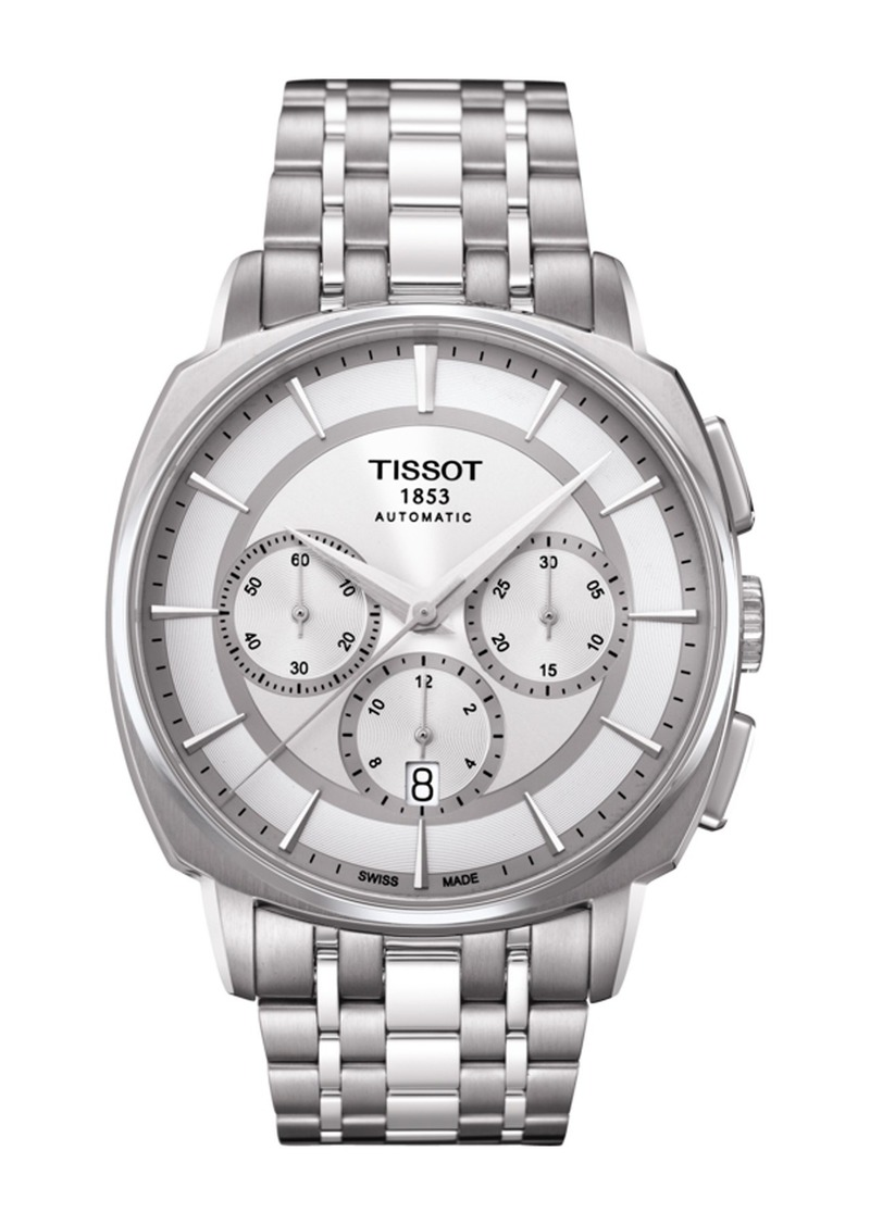 Tissot Men's T-Lord Automatic Chronograph Valjoux Watch, 42.2mm