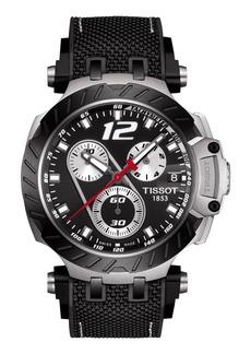 Tissot Men's T-Race Bracelet Watch, 48mm