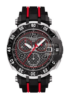 Tissot Men's T-Race Moto GP 2016 Chronograph Sport Watch, 47.2mm