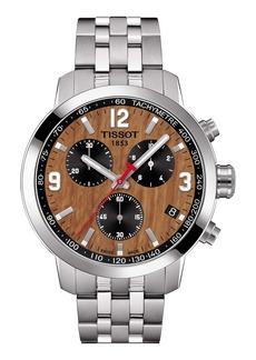 Tissot Men's T-Sport Chronograph Bracelet Watch, 41mm