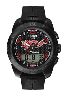 Tissot Men's T-Touch Expert Dragon Watch, 43.6mm