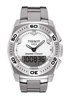 Tissot Men's Racing Touch Watch, 43mm