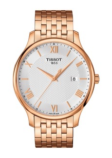 Tissot Men's Tradition Bracelet Watch, 42mm