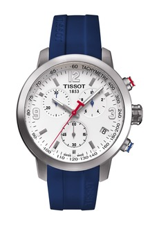 Tissot Men's PRC 200 Chronograph Watch, 42mm