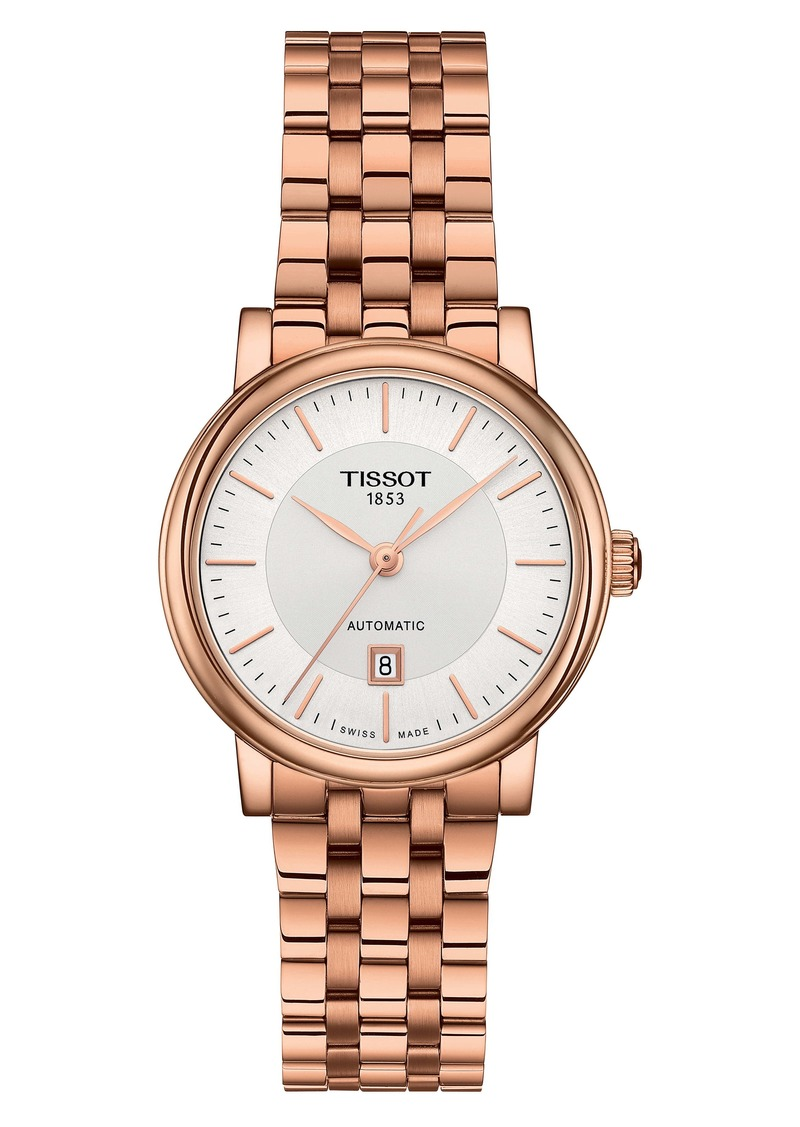 Tissot Carson Premium Lady Bracelet Watch, 30mm