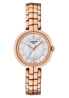 Tissot Flamingo Bracelet Watch, 26mm