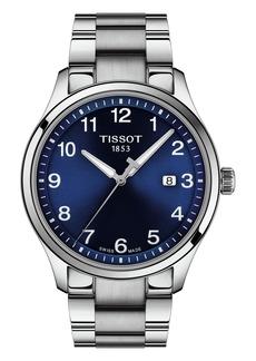 TISSOT Gent XL Classic Bracelet Watch, 42mm