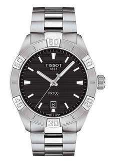 Tissot PR 100 Bracelet Watch, 42mm