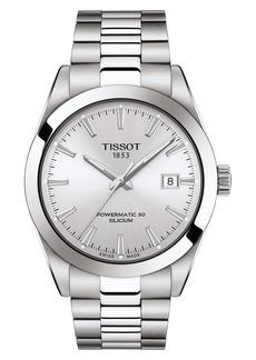 Tissot T-Classic Gentleman Powermatic Bracelet Watch, 29mm