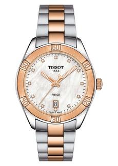 Tissot T-Classic PR 100 Bracelet Watch
