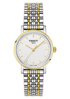 Women's Tissot Everytime Bracelet Watch