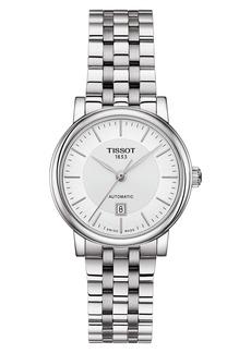 Women's Tissot T-Classic Carson Bracelet Watch