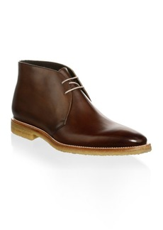 To Boot Alcor Leather Chukka Boots