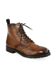 To Boot Auckland Leather Trapper Boots