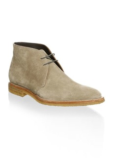 To Boot Banker Suede Chukka Boots