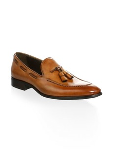 To Boot Barclay Leather Tassel Loafers
