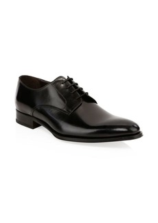 To Boot Belgrade Leather Derbys