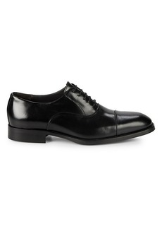 To Boot Bergamo Leather Cap Toe Oxfords