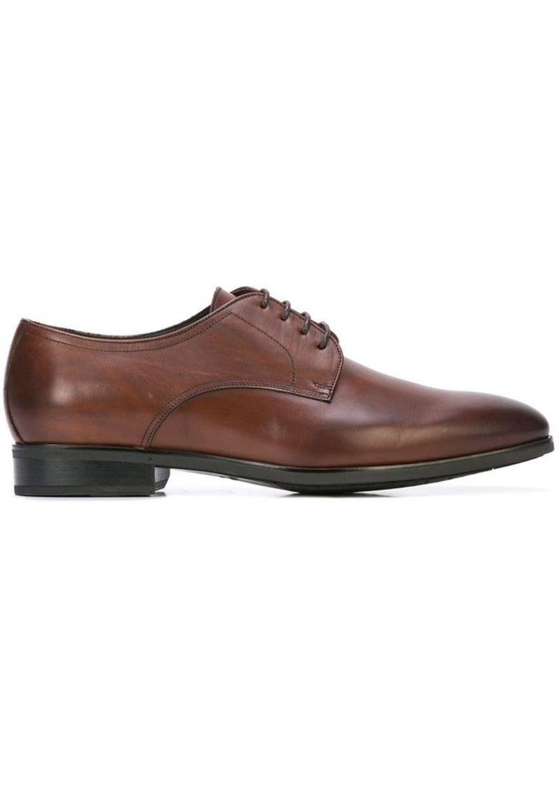 To Boot Berry Cognac Derby shoes