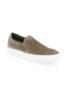 To Boot Buelton Slip-On Leather Sneakers