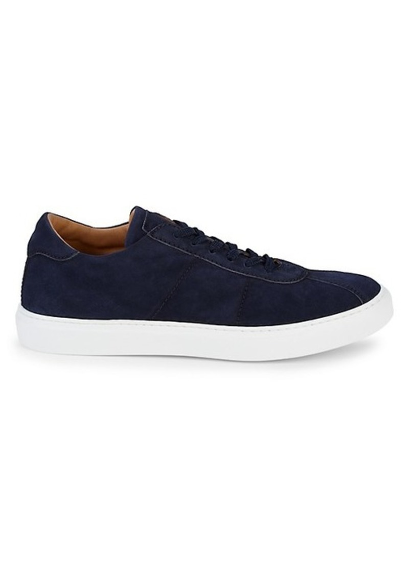 To Boot Charger Suede Sneakers